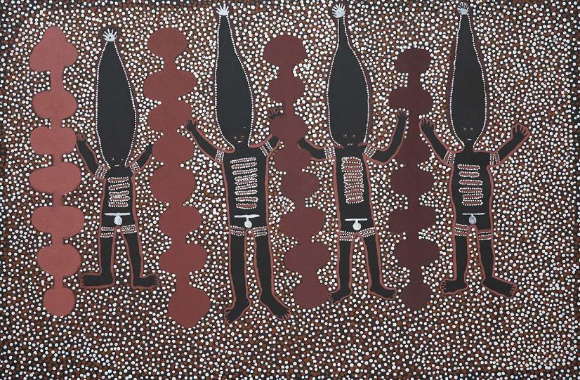 Traditional Aboriginal Art Aboriginal Art